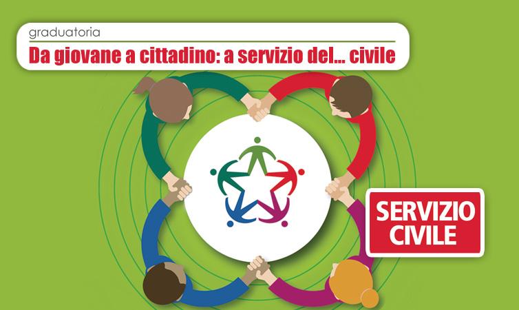 graduatorie servizio civile nazionale